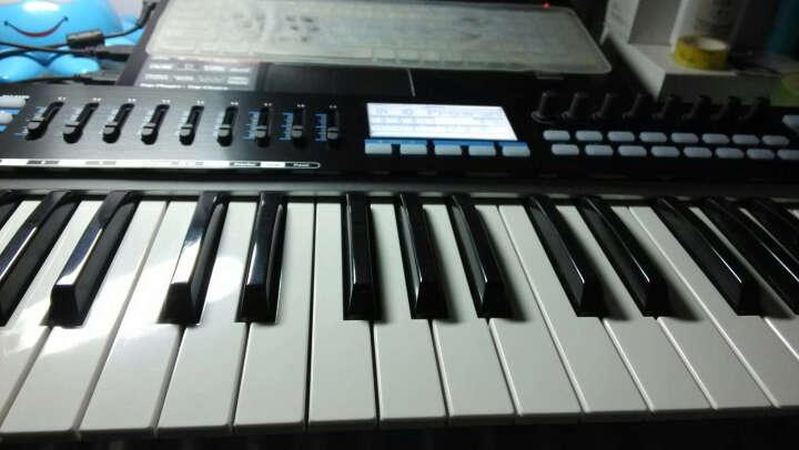 samson MIDI键盘半配重手感 控制器走带功能Graphite 49 49键 晒单图