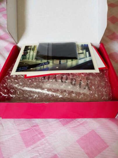 YIBOYO来自韩国的美丽饰品 电话线发绳皮筋 基本款进口发饰女 (4根一组) 浅彩色 大号(4根) 发圈 晒单图