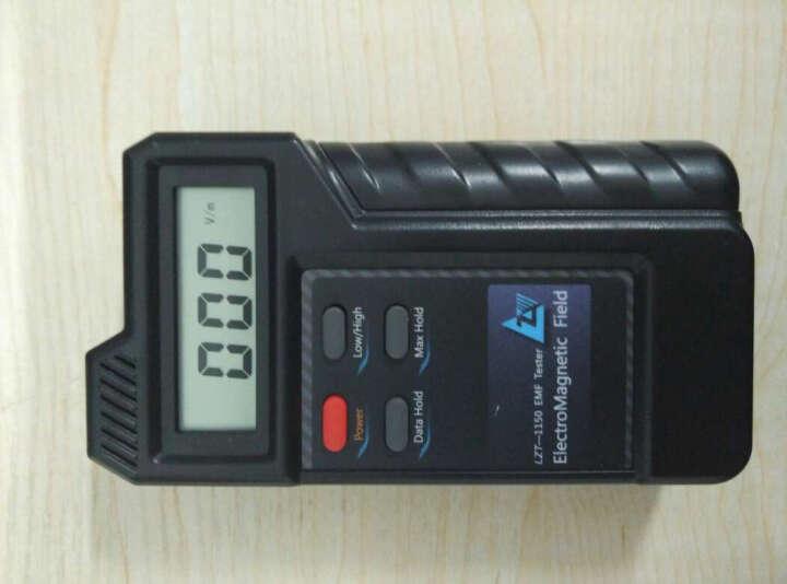 龙震天 家用电器电脑防辐测试仪器 电磁辐射检测仪监测仪 晒单图