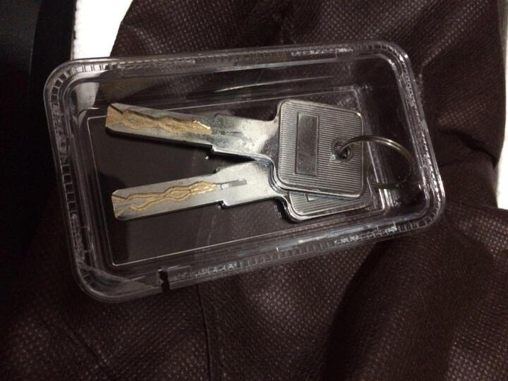 凯迪仕(KAADAS) 凯迪仕 指纹锁密码锁智能锁电子锁家用防盗门锁 9113 亮光青古铜色 晒单图