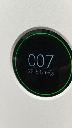 小米(MI)米家空气净化器2S 除雾霾 除甲醛 空气质量屏幕显示 三层净化 晒单图