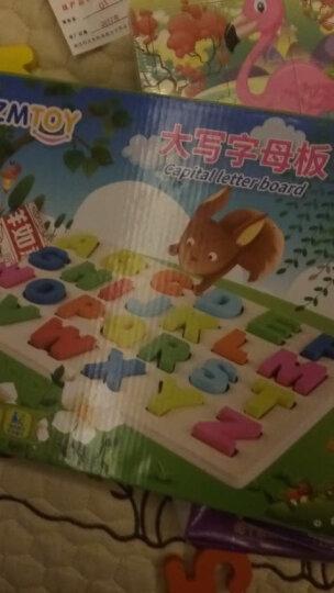 小硕士儿童益智玩具积木拼图男孩女孩益智开发玩具1-2-3-6岁幼儿园早教 拼图六面画 动物2六面画+6张卡片拼图+收纳袋 晒单图