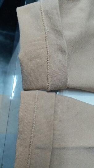 斯维亚医静脉袜曲张袜用循序减压二级治疗型弹力袜小腿袜循序减压男女士通用厚款 黑色 XXL 晒单图