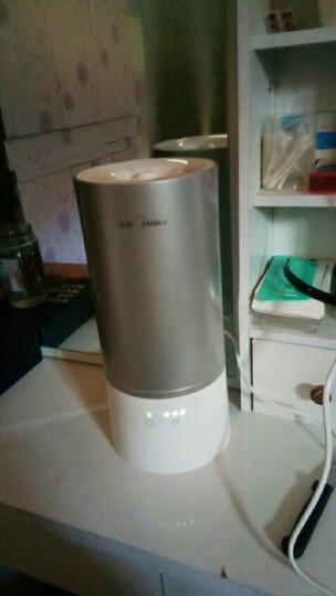 美的(Midea)加湿器 2.5L容量 静音办公室卧室静音加湿 触控面板 SC-3A25 晒单图