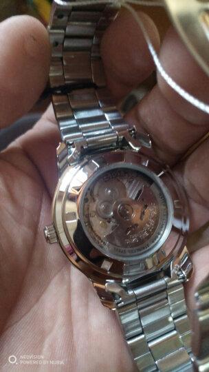 精工(Seiko)手表 Seiko5Pair系列自动上链机械男腕表SNKE04J1 晒单图