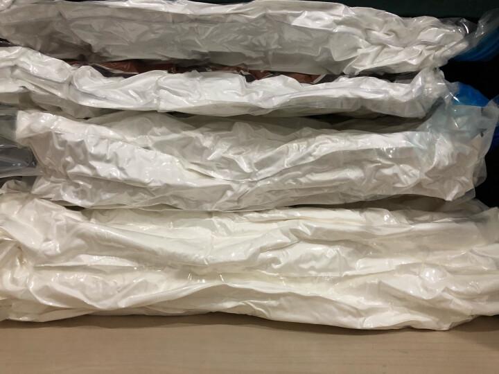 佳佰 压缩袋 密封真空防尘衣物被子收纳袋 9丝加厚8只装(2大2中4小)内含双管气泵 晒单图