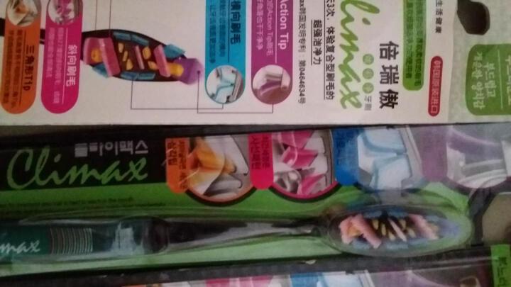 LG倍瑞傲 炫彩净 牙刷 (韩国原装进口) 晒单图