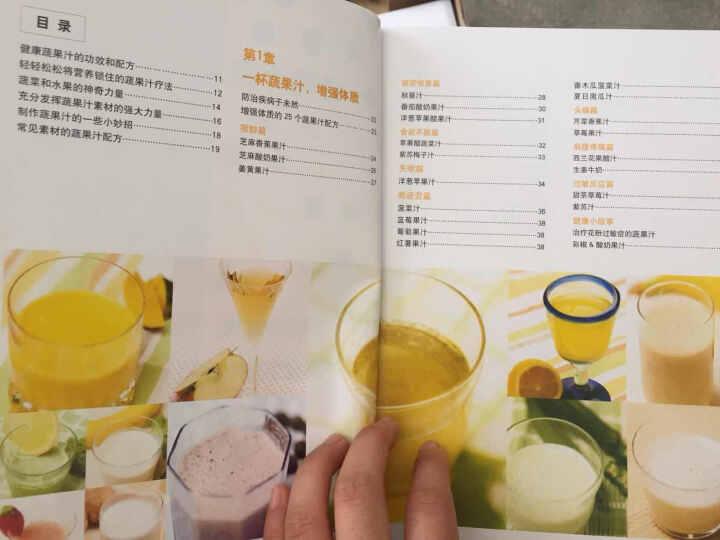 体质酸性变碱性的关键饮食 晒单图