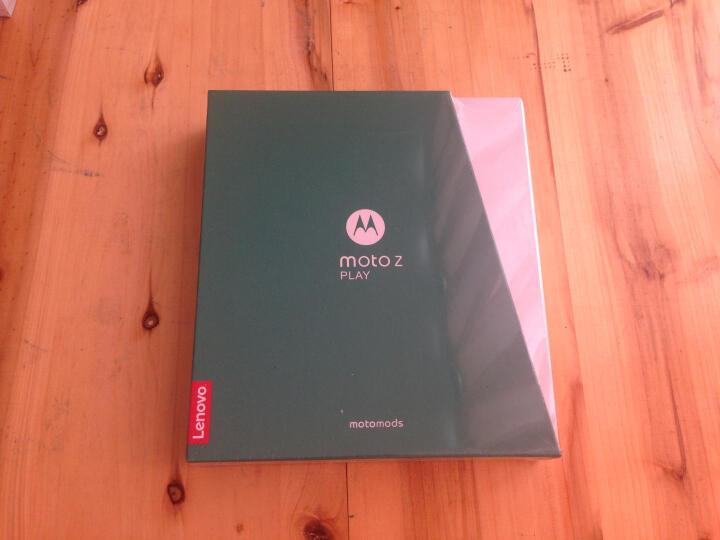 摩托罗拉(Motorola) Moto Z Play 手机 爵士黑 手机+哈苏模块套餐版 晒单图