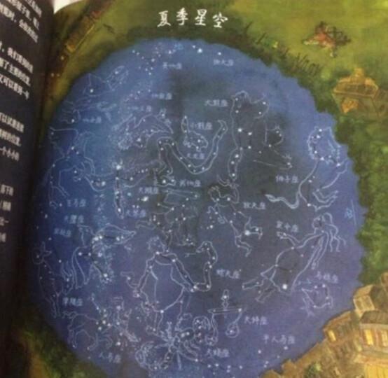 美妙的星空 晒单图