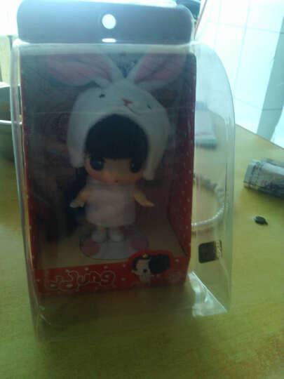 【两件8折】韩国 冬己 迷糊娃娃 DDUNG 十二生肖 女孩玩具 迷你公主 仿真洋娃娃 生肖午马 晒单图