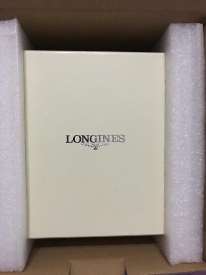 浪琴(Longines)康卡斯系列机械男士手表L3.642.4.96.6(L3.742.4.96.6) 晒单图