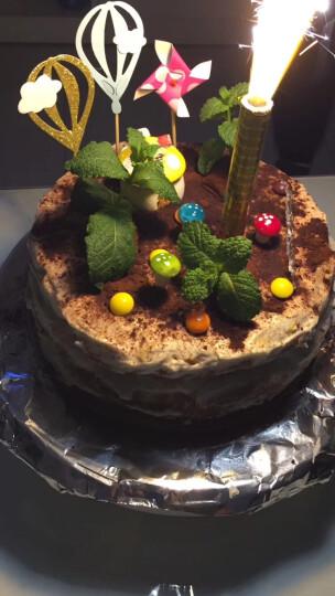 北美电器(ACA)8寸活底蛋糕模 不粘烘焙模具烤箱工具 高级碳钢 ABT-HPCM08 晒单图