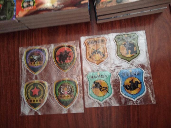 【送徽章】特种兵学校系列全8册 第二季+第三季 课外读物 爱国军事儿童文学书籍 晒单图