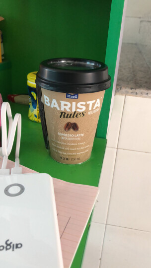 每日(MAEIL)低温即饮冷藏/冷鲜咖啡饮料 250ml 焦糖风味(2件起售) 晒单图