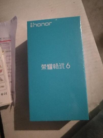 华为(HUAWEI)荣耀6 畅玩6 手机 金色 全网通(2GB 16GB) 晒单图