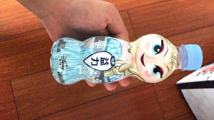 达能益力 饮用天然矿泉水 儿童卡通趣味瓶 迪士尼夜光故事版 330ml*15瓶 晒单图