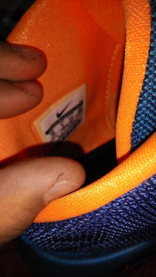 耐克NIKE男鞋 pg2 保罗乔治2代 雷霆主场 泡椒联名实战耐磨运动篮球鞋 [仅剩42.5码]气垫款白色 852457-100 43码/9.5 晒单图