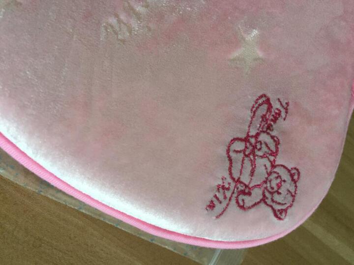 童馨(TOSING) 0-12月婴儿枕头 新生儿用品记忆棉预防偏头矫正纠正偏扁头定型枕满月礼盒礼物 王子定型枕 晒单图