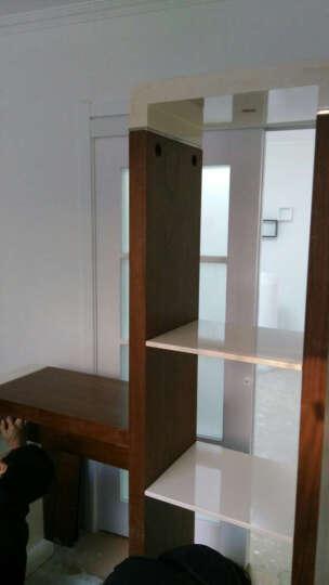 不得不爱 酒柜 家用客厅烤漆吧台酒柜 现代简约靠墙吧台桌间厅柜隔断柜 图片色1.4米 晒单图