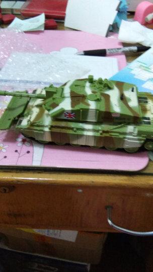 合金坦克世界军事仿真模型战车火炮装甲车飞机儿童玩具车 军事组合套装 晒单图