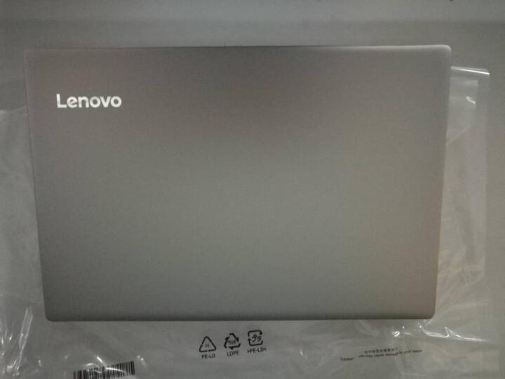 联想(Lenovo)小新潮7000 14英寸轻薄窄边框笔记本电脑(I7-8550U 8G 1T+128G 940MX Office)火花金 晒单图