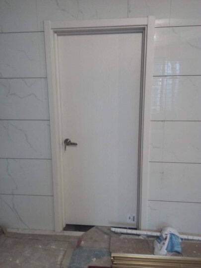 TATA木门旗下品牌 派的 木门 卧室门实木复合大门定制木门 室内门卧室门房门MP-001 晒单图