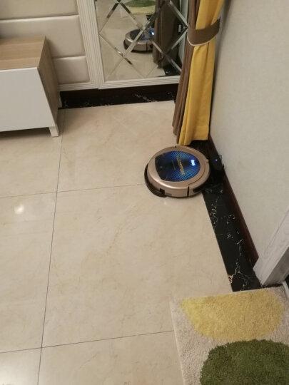 斐纳(TOMEFON) 扫地机器人智能家用导航规划全自动超薄一体机吸尘器TF-D60 香槟金 晒单图