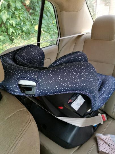 好孩子(gb) 好孩子儿童汽车安全座椅0-7岁 宝宝安全汽车坐椅 CS888-J102 晒单图