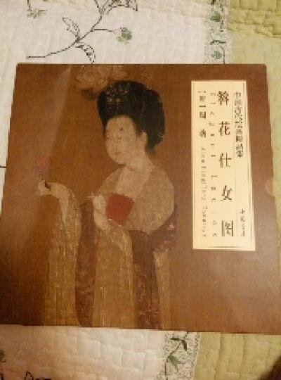 中国古代绘画精品集:簪花仕女图 晒单图