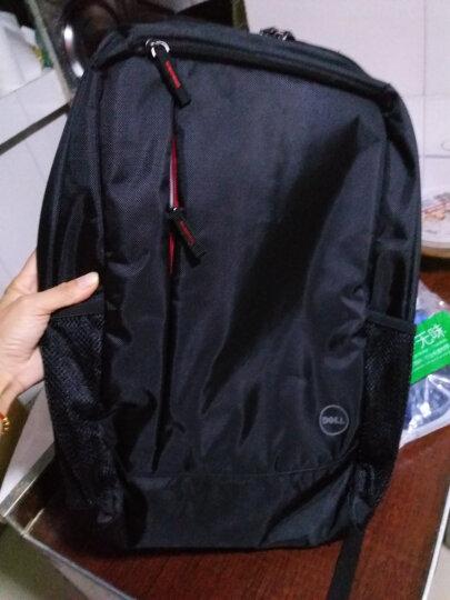 戴尔(DELL) 原装笔记本双肩包 14/15.6英寸笔记本游戏本电脑包旅行背包可选包鼠套装 新款双肩包+WM126无线鼠标蓝色 晒单图