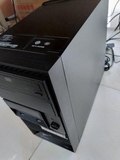 联想(Lenovo) TS250 服务器 塔式服务器 服务器主机 G4560+19.5显示器 8G内存丨2X1T硬盘丨增加单口网卡 晒单图