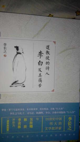 道教徒的诗人李白及其痛苦 晒单图