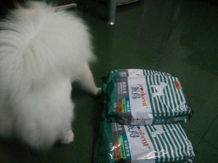 派得(prominent) 派得狗粮 小型犬成犬狗粮1.5kg 添加益生菌 晒单图