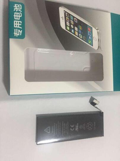 海魔方 苹果iPhone5/5s/6/6p/6s/6sp/7/7Plus手机内置电池可寄修更换 苹果五专用电池 晒单图