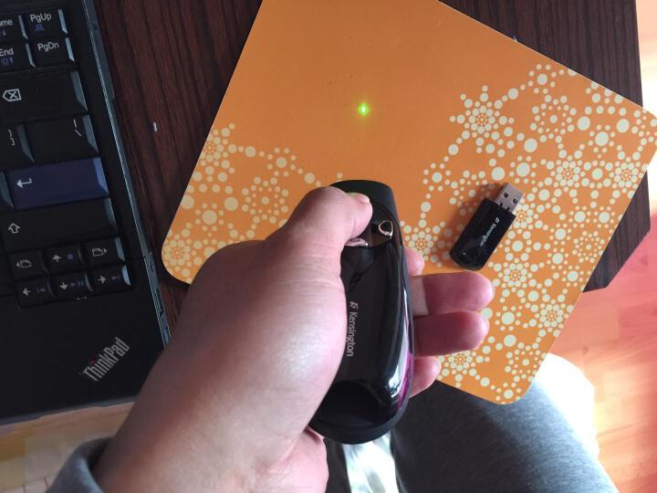 肯辛通(Kensington)K72353 激光笔翻页器 投影笔激光演示器 绿光 晒单图