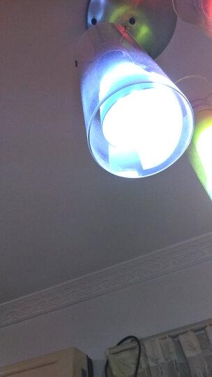 晶致 led灯泡玉米灯节能灯e27大螺口 LED玉米灯e14小螺口2U3U型灯 台灯管 24W-4U 白光高亮款 晒单图