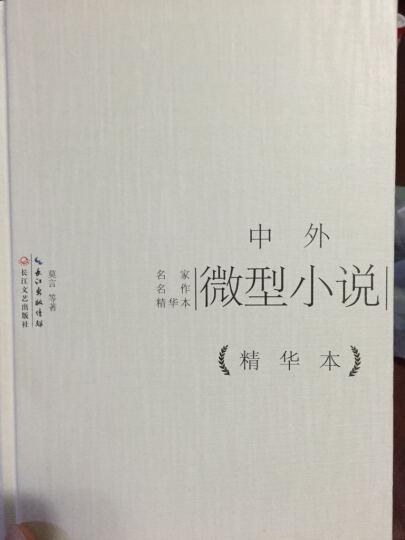 中外微型小说-精华本 晒单图