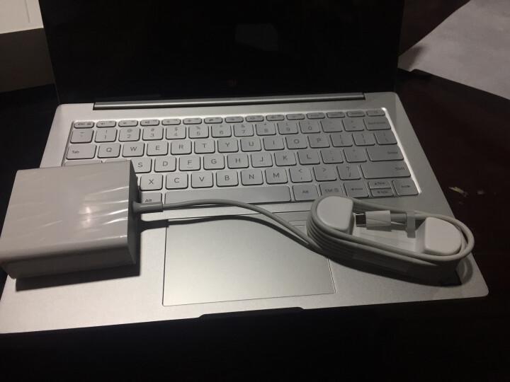 小米(MI)Air 13.3英寸全金属超轻薄笔记本电脑(i7-7500U 8G 256G固态硬盘 MX150 2G显存 FHD 指纹识别版)银 晒单图