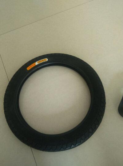 正新轮胎 16x2.125 电动车三轮车自行车摩托车 C-1488耐磨轮胎 外胎+内胎 晒单图