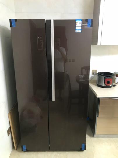 【99新】容声 629升双开门变频无霜节能电冰箱 BCD-629WKS1HPGA 610WKS1HPG无WIFI款 晒单图