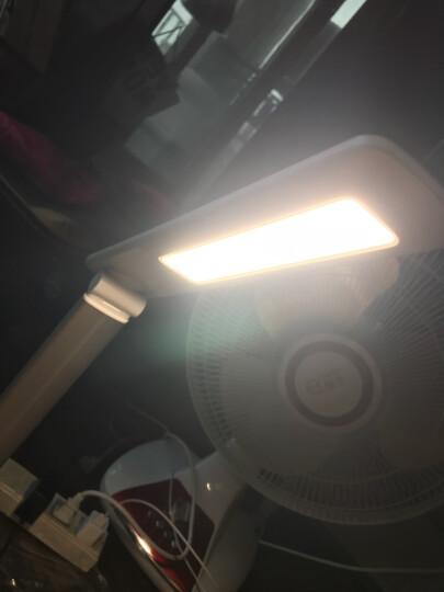 飞利浦 (PHILIPS) LED台灯 工作学习卧室床头灯 五档触摸调光亮白色 晶亮 晒单图