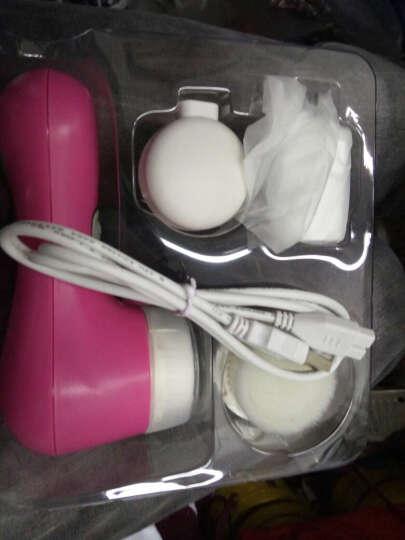 优蕴(U.YUN)充电美容仪洗脸刷电动洁面仪毛孔清洁器 晒单图