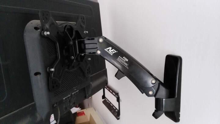 NB F350(40-50英寸)电视挂架电视架电视支架旋转伸缩气弹簧上下升降暴风微鲸乐视40/43/48/49/50/42 晒单图