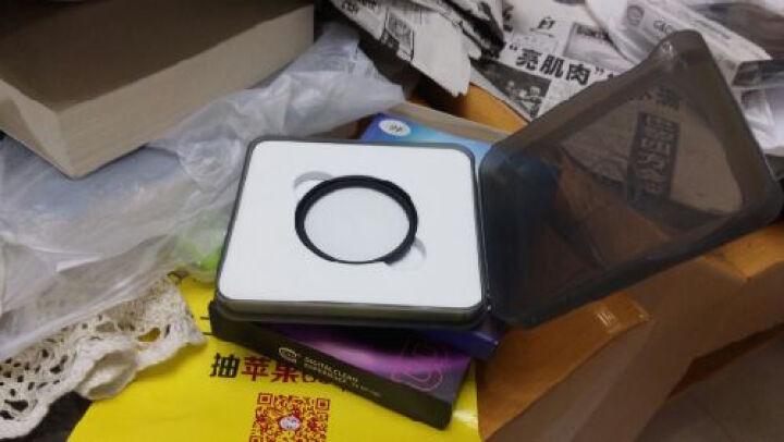 C&C uv镜滤镜EX UV 46mm 超薄 保护镜 微单专业UV镜 晒单图