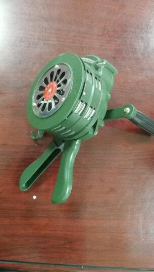 迪恪赛威  手摇报警器/手动警报器 绿色 手摇报警器 晒单图