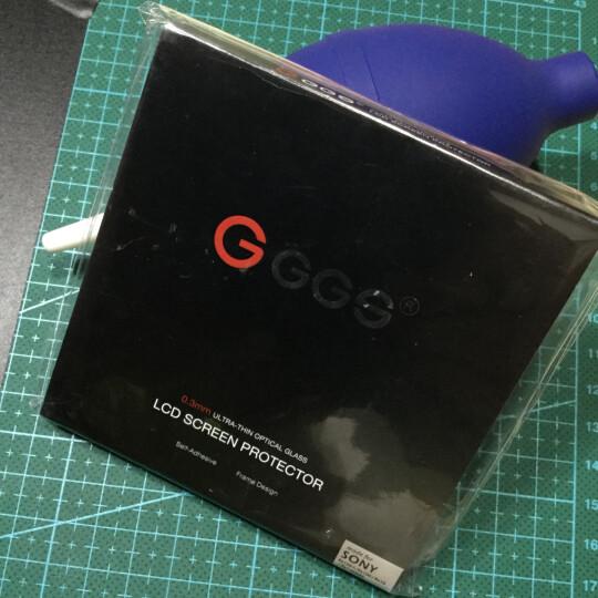 金钢(GGS)索尼 RX100I/II/M3/M4贴膜 相机贴膜 金钢膜 相机屏幕保护膜 晒单图