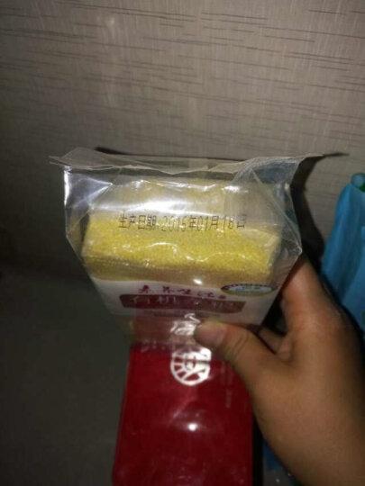 素养生活 五谷杂粮 有机 黄小米 500g(无添加 小黄米 月子米 小米粥 真空装 大米 粥米伴侣) 晒单图