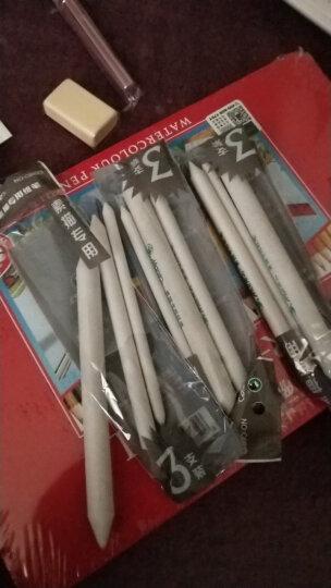 马利三支装纸擦笔 素描用纸笔 擦纸笔 3支装纸笔 马利C6831专业宣纸擦笔 晒单图