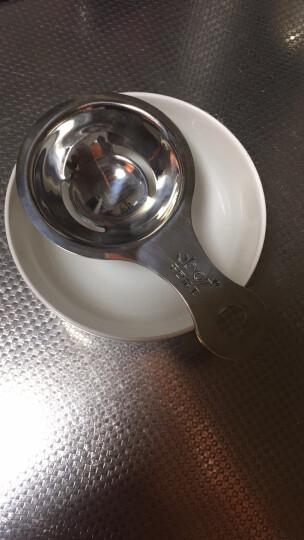 千团精工 鸡蛋蛋黄蛋清分离器 304不锈钢蛋白蛋液过滤器 滤蛋器 FLQ002 晒单图